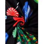 Knee Length Christmas Tree Star Dress deal
