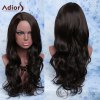 Adiors Long Side Bang Fluffy Wavy Synthetic Wig for sale
