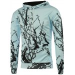 Buy Colormix Drawstring 3D Tree Branch Printed Hoodie-17.53 Online Shopping GearBest.com