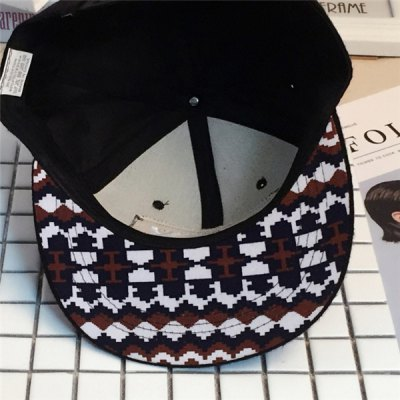 FTX Embroidery Applique Embellished Baseball Cap