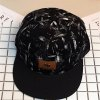 Oil Paint Printed Baseball Cap with 29 Labeling