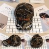 Bionic Jungle Print Baseball Hat with Reindeer Embroidery deal