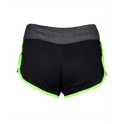 Piped Running Comfy Shorts Women