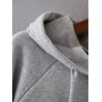Bell Sleeve Pullover Hoodie for sale