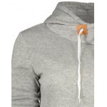 Badge Patch High Neck Hoodie deal
