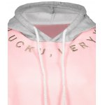 Graphic Embroidery Drawstring Hoodie deal