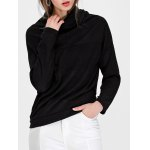 Cowl Neck Pullover Knitwear