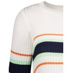 Ribbed Striped Knitwear deal