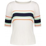 Ribbed Striped Knitwear