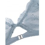 Embroidered Ultra Thin Bra Set deal