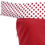Vintage Polka Dot Insert High Waist Dress photo