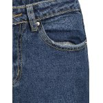 best Straight Leg Embroidered Jeans
