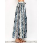 Printed Long Boho Skirt for sale