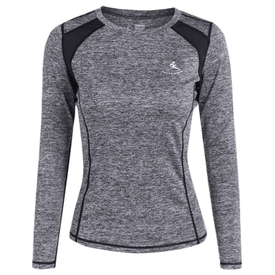 Breathable Heather Pullover T-Shirt