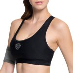 best Simple Design Dry-Quickly Padded Sport Bra For Women