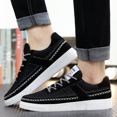 Suede Breathable Casual Shoes