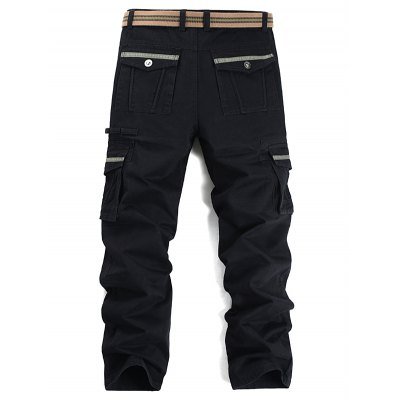 Selvedge Embellished Zipper Fly Pockets Cargo PantsMens Pants<br>Selvedge Embellished Zipper Fly Pockets Cargo Pants<br><br>Closure Type: Zipper Fly<br>Fit Type: Regular<br>Front Style: Pleated<br>Material: Cotton, Polyester<br>Package Contents: 1 x Cargo Pants<br>Pant Length: Long Pants<br>Pant Style: Cargo Pants<br>Style: Fashion<br>Waist Type: Mid<br>Weight: 0.6100kg<br>With Belt: No