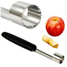 Kitchen Accessory Stainless Steel Core Separator Fruit Seeder