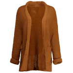 Long Chunky Cardigan with Pocket deal