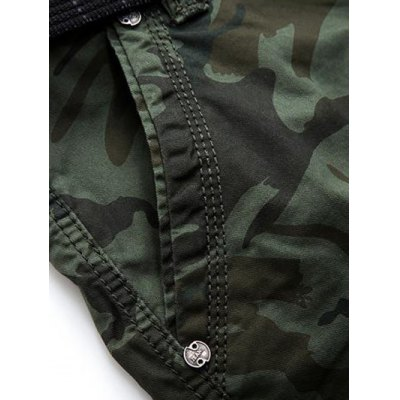 Camouflage Army Cargo ShortsMens Shorts<br>Camouflage Army Cargo Shorts<br><br>Closure Type: Zipper Fly<br>Fit Type: Regular<br>Front Style: Flat<br>Length: Knee-Length<br>Material: Cotton Blends, Polyester<br>Package Contents: 1 x Shorts<br>Style: Fashion<br>Waist Type: Mid<br>Weight: 0.4920kg<br>With Belt: No