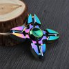 best Colorful Focus Toy Crab Clip Shape Fidget Finger Spinner