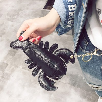 Funny Lobster Shaped Coin PurseCoin Purse &amp; Card Holder<br>Funny Lobster Shaped Coin Purse<br><br>Closure Type: Zipper<br>Gender: For Women<br>Height: 6CM<br>Length: 18CM<br>Main Material: PU<br>Package Contents: 1 x Coin Purse<br>Pattern Type: Solid<br>Style: Fashion<br>Weight: 0.0950kg<br>Width: 4.5CM