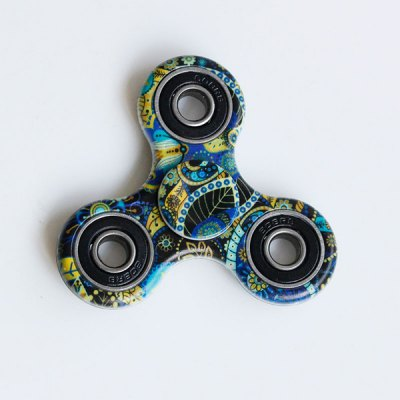 Bohemian Pattern Focus Toy Fidget Spinner