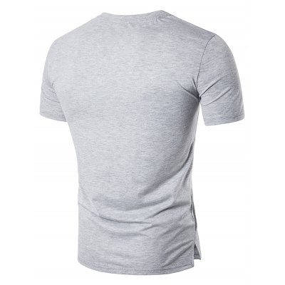 Crew Neck 3D Scratch Print T-ShirtMens Short Sleeve Tees<br>Crew Neck 3D Scratch Print T-Shirt<br><br>Collar: Crew Neck<br>Embellishment: 3D Print<br>Material: Cotton, Polyester<br>Package Contents: 1 x T-Shirt<br>Pattern Type: Print<br>Sleeve Length: Short<br>Style: Fashion<br>Weight: 0.2500kg