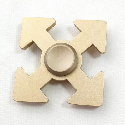 Hand Plaything Arrows Shaped EDC Fidget SpinnerFidget Spinners<br>Hand Plaything Arrows Shaped EDC Fidget Spinner<br><br>Features: Creative Toy<br>Frame material: Metal<br>Package Contents: 1 x Fidget Spinner<br>Products Type: Fidget Spinner<br>Shape/Pattern: Arrow<br>Swing Numbers: Quad Bar<br>Theme: Funny<br>Weight: 0.0620kg