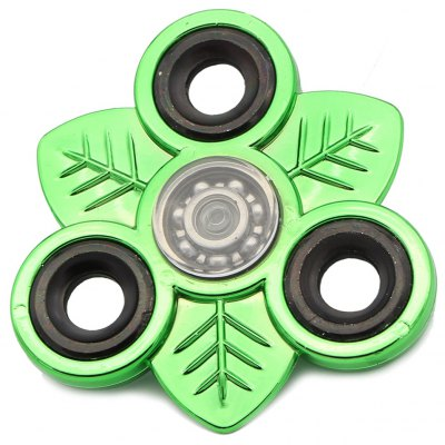 Leaves EDC Toy Finger Gyro Stress Relief Fidget Spinner