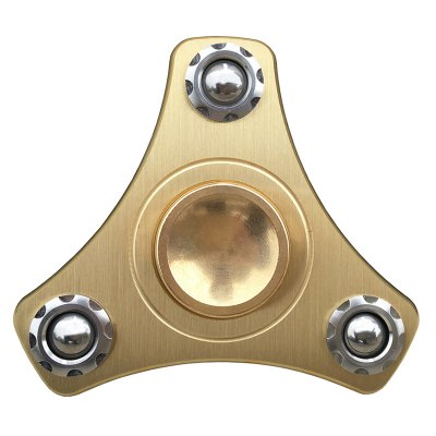 Relaxation Gift EDC Fidget Hand Tri-Spinner Toy