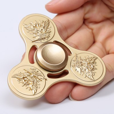 King of Glory Pattern EDC Fidget Spinner For ADHD