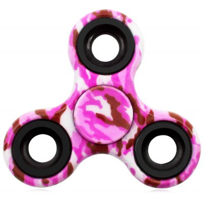Stress Relief Toy Camouflage Finger Gyro Fidget Spinner