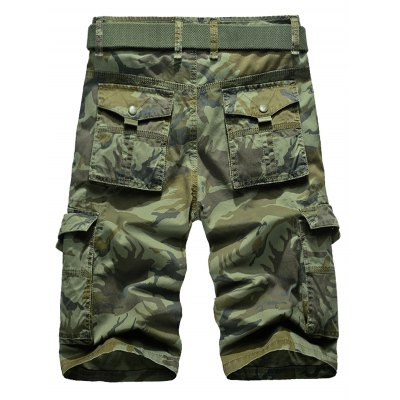 Zip Fly Multi Pockets Camo Cargo ShortsMens Shorts<br>Zip Fly Multi Pockets Camo Cargo Shorts<br><br>Closure Type: Zipper Fly<br>Fit Type: Regular<br>Front Style: Pleated<br>Length: Knee-Length<br>Material: Cotton, Polyester<br>Package Contents: 1 x Shorts<br>Style: Casual<br>Waist Type: Mid<br>Weight: 0.4500kg<br>With Belt: No