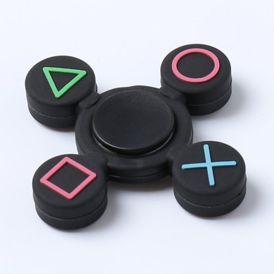 Play Station Plastic EDC Fidget Finger SpinnerFidget Spinners<br>Play Station Plastic EDC Fidget Finger Spinner<br><br>Features: Creative Toy<br>Frame material: Plastic<br>Package Contents: 1 x Fidget Spinner<br>Products Type: Fidget Spinner<br>Shape/Pattern: Games Controller<br>Swing Numbers: Quad Bar<br>Theme: Funny<br>Weight: 0.0350kg