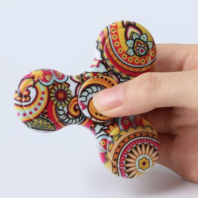 Fiddle Toy Plastic Mandala Patterned Fidget SpinnerFidget Spinners<br>Fiddle Toy Plastic Mandala Patterned Fidget Spinner<br><br>Features: Creative Toy<br>Frame material: Plastic<br>Package Contents: 1 x Fidget Spinner<br>Products Type: Fidget Spinner<br>Shape/Pattern: Floral<br>Swing Numbers: Tri-Bar<br>Weight: 0.0800kg