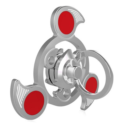 Stress Relief Toy Fidget Spinner with Ring Stand