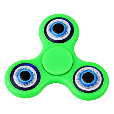 Devil Eyes Focus Toy Hand Fidget Spinner