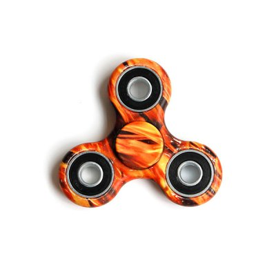 Paint Splatter Printed Focus Toy Fidget Spinner