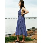 Bohemian Embroidered Beaded Women's Dress for sale