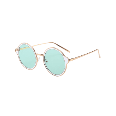 Vintage Metal Frame Round SunglassesStylish Sunglasses<br>Vintage Metal Frame Round Sunglasses<br><br>Frame Length: 14.3cm<br>Frame material: Alloy<br>Gender: For Women<br>Group: Adult<br>Lens height: 5.5cm<br>Lens material: Resin<br>Lens width: 6.3cm<br>Nose: 1.8cm<br>Package Contents: 1 x Sunglasses<br>Shape: Round<br>Style: Retro<br>Temple Length: 14.3cm<br>Weight: 0.0600kg