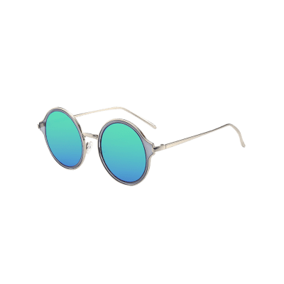 Metal Frame Vintage Round Mirrored SunglassesStylish Sunglasses<br>Metal Frame Vintage Round Mirrored Sunglasses<br><br>Frame Length: 14.3cm<br>Frame material: Alloy<br>Gender: For Women<br>Group: Adult<br>Lens height: 5.5cm<br>Lens material: Resin<br>Lens width: 6.3cm<br>Lenses Optical Attribute: Mirror<br>Nose: 1.8cm<br>Package Contents: 1 x Sunglasses<br>Shape: Round<br>Style: Retro<br>Temple Length: 14.3cm<br>Weight: 0.0600kg