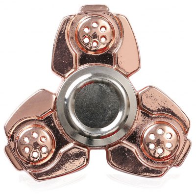 Fidget Spinner Stress Relief Toys Russia CKF Alloy Finger Gyro
