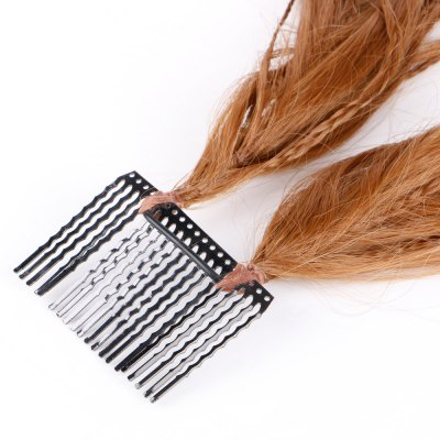 Short Straight Inserted Micro Braids Hair PiecesHair Extensions<br>Short Straight Inserted Micro Braids Hair Pieces<br><br>Fabric: Synthetic Hair<br>Hairstyling: Braid Hair<br>Length: Short<br>Length Size(CM): 25.4<br>Package Contents: 1 x Hair Pieces<br>Style: Ponytails<br>Type: Clip-In/On<br>Weight: 0.0780kg