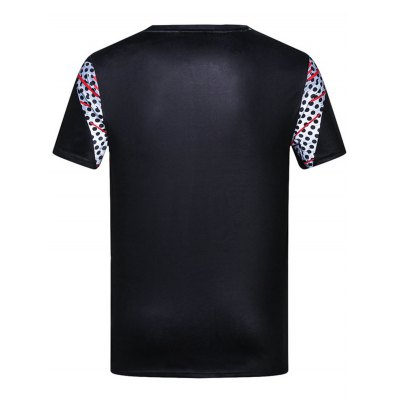 Leopard Head Animal 3D Print Crew Neck T-shirtMens Short Sleeve Tees<br>Leopard Head Animal 3D Print Crew Neck T-shirt<br><br>Collar: Crew Neck<br>Material: Spandex, Polyester<br>Package Contents: 1 x T-shirt<br>Pattern Type: Animal<br>Sleeve Length: Short<br>Style: Streetwear, Fashion, Casual, Active<br>Weight: 0.2200kg
