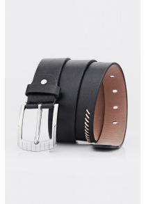 Pin Buckle Retro Sewing Thread Wide Belt