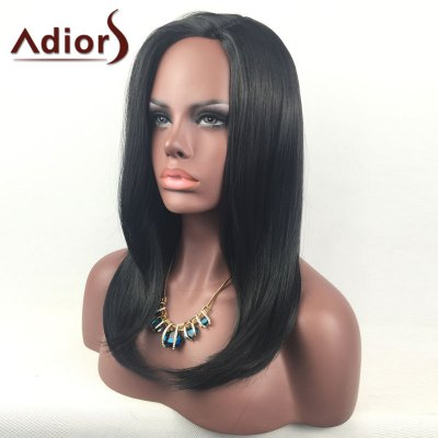 Adiors Long Side Part Tail Adduction Glossy Straight Synthetic WigSynthetic Wigs<br>Adiors Long Side Part Tail Adduction Glossy Straight Synthetic Wig<br><br>Bang Type: Middle<br>Cap Construction: Capless<br>Length: Long<br>Length Size(CM): 48<br>Material: Synthetic Hair<br>Package Contents: 1 x Wig<br>Style: Straight<br>Type: Full Wigs<br>Weight: 0.2100kg