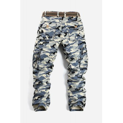 Camouflage Pattern Minitary Cargo PantsMens Pants<br>Camouflage Pattern Minitary Cargo Pants<br><br>Closure Type: Zipper Fly<br>Fit Type: Regular<br>Front Style: Pleated<br>Material: Down, Polyester<br>Package Contents: 1 x Cargo Pants<br>Pant Length: Long Pants<br>Pant Style: Cargo Pants<br>Style: Fashion<br>Waist Type: Mid<br>Weight: 0.6800kg<br>With Belt: No