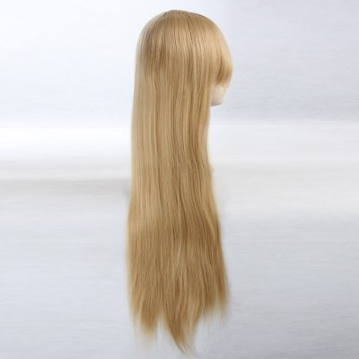 Ultra Long Side Bang Layered Silky Straight Synthetic Naruto Cosplay Anime WigCosplay Wigs<br>Ultra Long Side Bang Layered Silky Straight Synthetic Naruto Cosplay Anime Wig<br><br>Bang Type: Side<br>Character: Naruto<br>Length: Long<br>Length Size(CM): 80<br>Material: Synthetic Hair<br>Package Contents: 1 x Wig<br>Style: Straight<br>Type: Full Wigs<br>Weight: 0.3600kg