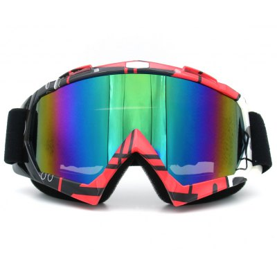 Dustproof UV Protection Off Road Riding Goggles